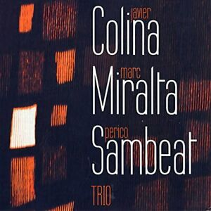 COLINA MIRALTA SAMBEAT –  TRIO 2007 (CD)