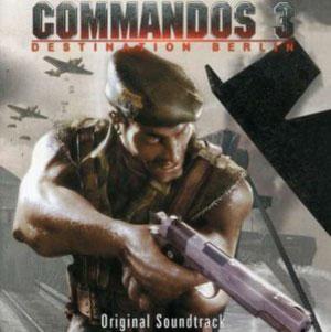 OST – COMMANDOS 3 (CD)