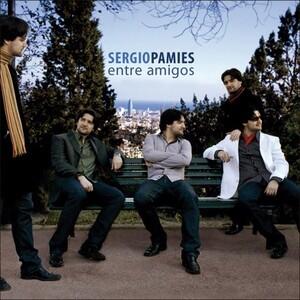 PAMIES SERGIO ENTRE AMIGOS CD –  (CD)