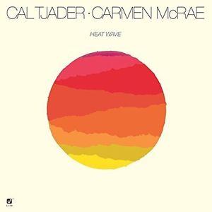 TJADER, CAL & CARMEN MCRAY HEATWAVE LP CONJA12408025 –  (LP)