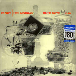 MORGAN, LEE CANDY -HQ- LP  BLUEN ERLP –  (LP)