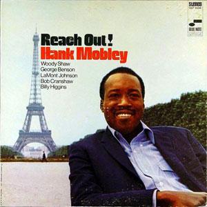 MOBLEY, HANK – REACH OUT! (LP)