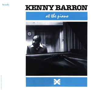 BARRON, KENNY – AT THE PIANO (CD)