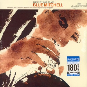 MITCHELL, BLUE BRING IT HOME TO ME LP –  (LP)