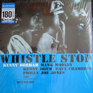 DORHAM, KENNY WHISTLE STOP -HQ/LTD- LP  BLUEN 84063 –  (LP)