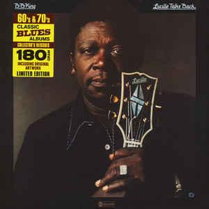 KING, B.B. – LUCILLE TALKS BACK (LP)