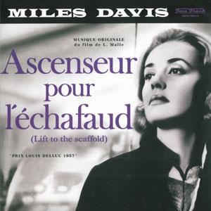 DAVIS, MILES – ASCENSEUR POUR L'ECHAFAUD (LP)