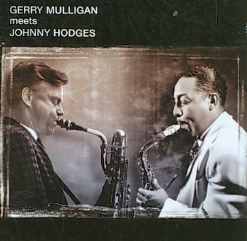 MULLIGAN, GERRY – MEETS JOHNNY HODGES (CD)