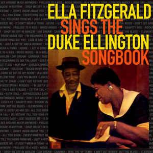 FITZGERALD, ELLA – FITZGERALD SINGS DUKE ELLINGTON SONG BOOK (2xCD)