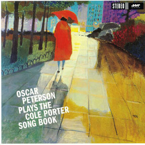 PETERSON, OSCAR – PLAYS THE COLE PORTER SONGBOOK (LP)