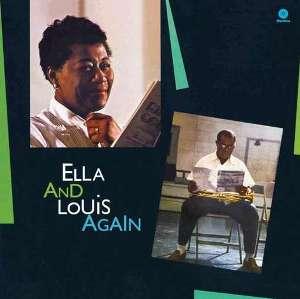 FITZGERALD, ELLA – ELLA & LOUIS AGAIN (LP)
