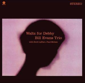EVANS, BILL -TRIO- – WALTZ FOR DEBBY (LP)