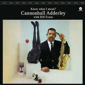 ADDERLEY, CANNONBALL – KNOW WHAT I MEAN (LP)