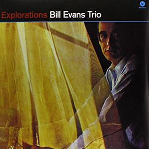 EVANS, BILL -TRIO- – EXPLORATIONS (LP)