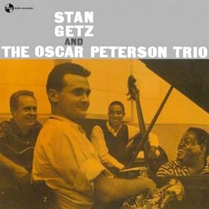 GETZ, STAN – STAN GETZ AND THE OSCAR PETERSON TRIO -180 GR- (LP)