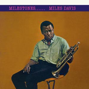 DAVIS, MILES – MILESTONES (LP)