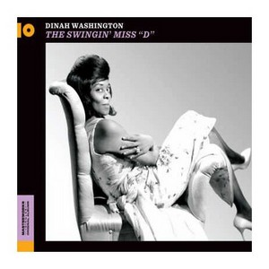 WASHINGTON, DINAH – SWINGING MISS D (CD)