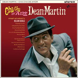 MARTIN, DEAN – CHA CHA DE AMOR (LP)