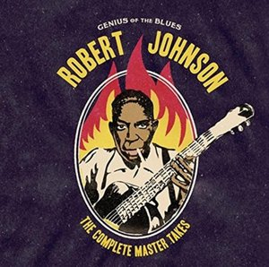 JOHNSON, ROBERT – GENIUS OF THE BLUES – THE COMPLETE MASTER TAKES (2xLP)