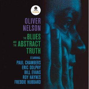 NELSON, OLIVER – BLUES AND THE ABSTRACT TRUTH (LP)