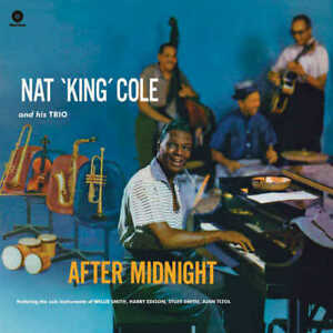 COLE, NAT KING – AFTER MIDNIGHT (LP)