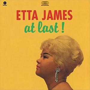 JAMES, ETTA – AT LAST! (LP)
