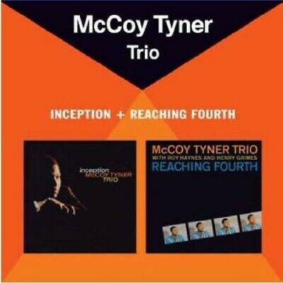 TYNER, MCCOY – INCEPTION/REACHING FOURTH (CD)