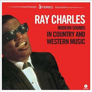 CHARLES, RAY – MODERN SOUNDS IN COUNTRY & WESTERN MUSIC (LP)
