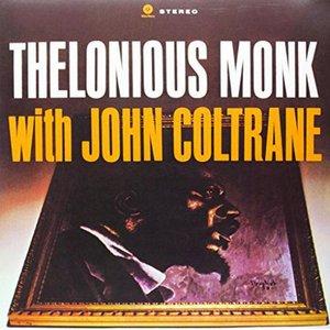 MONK, THELONIOUS/JOHN COLTRANE – THELONIOUS WITH JOHN (LP)