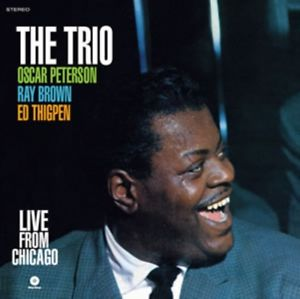 PETERSON, OSCAR – TRIO LIVE FROM CHICAGO (LP)