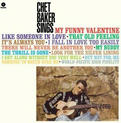 BAKER, CHET – SINGS (LP)
