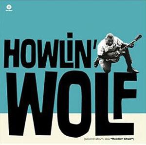 HOWLIN' WOLF – HOWLIN' WOLF (LP)