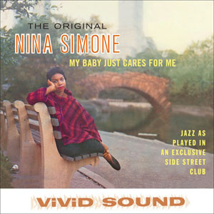 SIMONE, NINA – MY BABE JUST CARES FOR ME (LP)