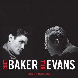 BAKER, CHET & BILL EVANS – COMPLETE RECORDINGS (2xLP)