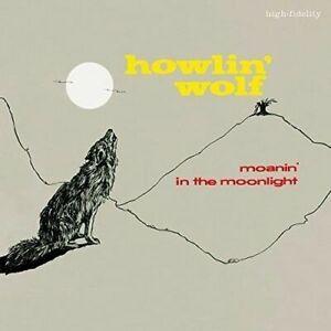 HOWLIN' WOLF – MOANIN' IN THE MOONLIGHT (LP)