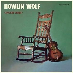 HOWLIN' WOLF – ROCKIN'CHAIR ALBUM (LP)
