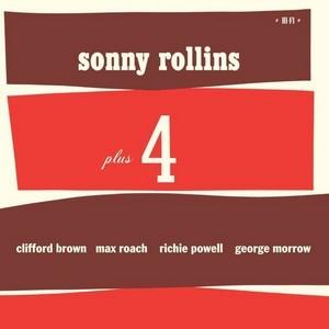 ROLLINS, SONNY – PLUS 4 (LP)