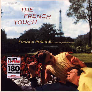 POURCEL, FRANCK – FRENCH TOUCH (LP)