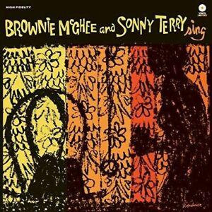 TERRY, SONNY/BROWNIE MCGH – SING (LP)