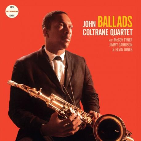 COLTRANE, JOHN – BALLADS (LP)