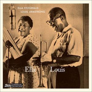FITZGERALD, ELLA & LOUIS – ELLA & LOUIS (LP)