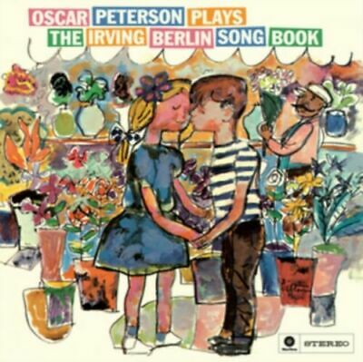 PETERSON, OSCAR – PLAYS THE IRVING BERLIN SONGBOOK (LP)