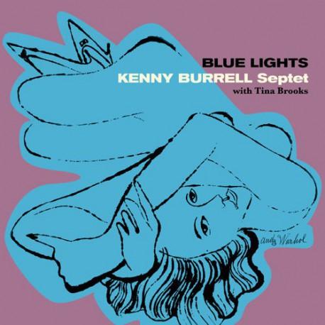 BURRELL, KENNY – BLUE LIGHTS (2xCD)
