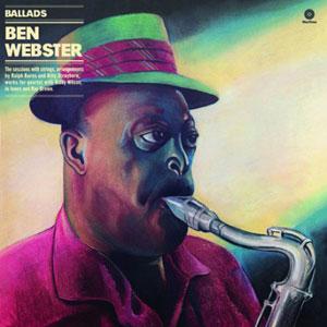 WEBSTER, BEN – BALLADS (2xLP)