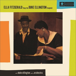 FITZGERALD, ELLA – SINGS THE DUKE ELLINGTON SONGBOOK (2xLP)