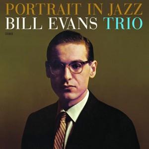 EVANS, BILL -TRIO- – PORTRAIT IN JAZZ (LP)