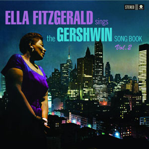 FITZGERALD, ELLA – SINGS THE GERSHWIN SONG BOOK VOL. 2 (LP)