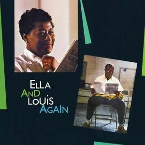 FITZGERALD, ELLA & LOUIS – ELLA AND LOUIS AGAIN (LP)