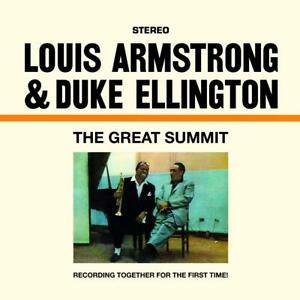 ARMSTRONG, LOUIS & DUKE E – GREAT SUMMIT (LP)