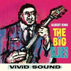KING, ALBERT – BIG BLUES (LP)